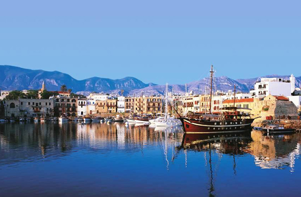 Old Kyrenia Harbour, North Cyprus
