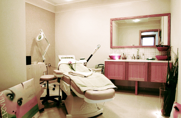 Beauty Treatments Room at Spa & Wellness Centre