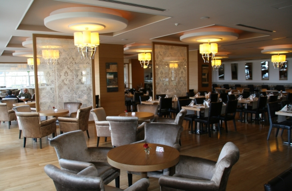 Enjoy fabulous a la carte menu at Bistro Cafe Restaurant